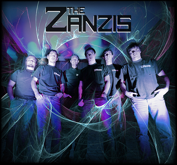 The Zanzis - Val Gardena - Rock band